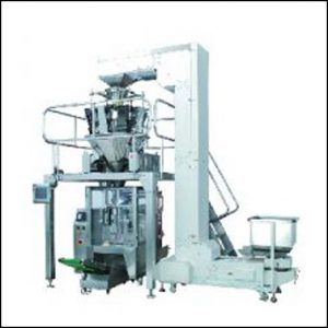 Food packaging machine,chips packing machine,snacks packing machine,Multihead weigher pouch packing machine for snacks, mixture, chips,namkeen at Sidsam