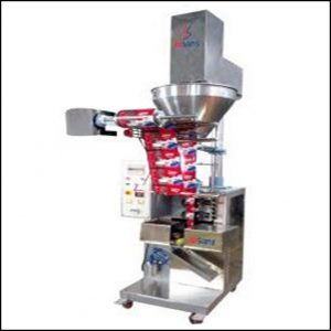Manufacturer of Pouch Packaging Machines, Semi Pneumatic Packaging Machines & Automatic Coller Cup Filler Machines from Faridabad.